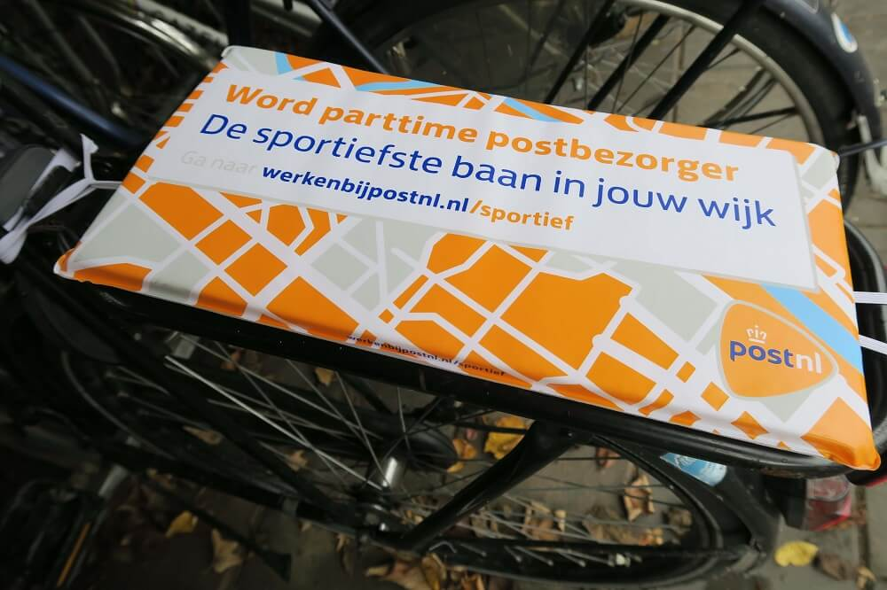 bagage drager fiets